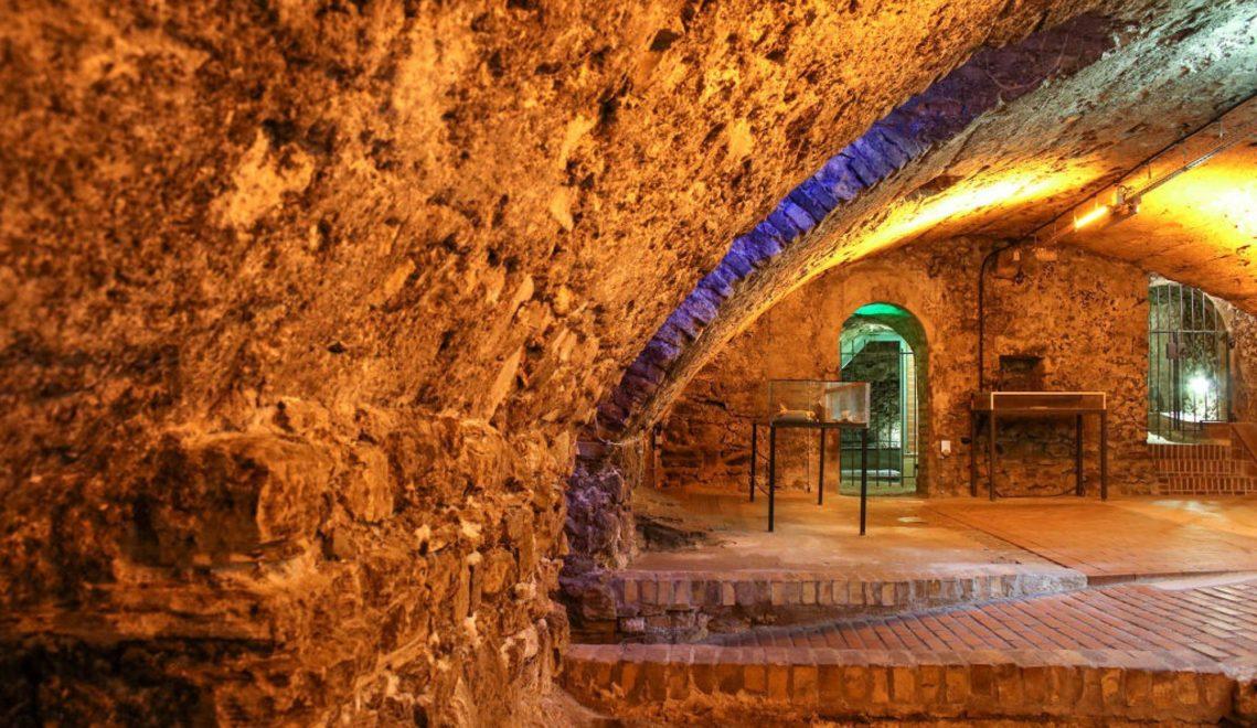 Das Kellerlabyrinth von Oppenheim – einen Teil kann man besichtigen