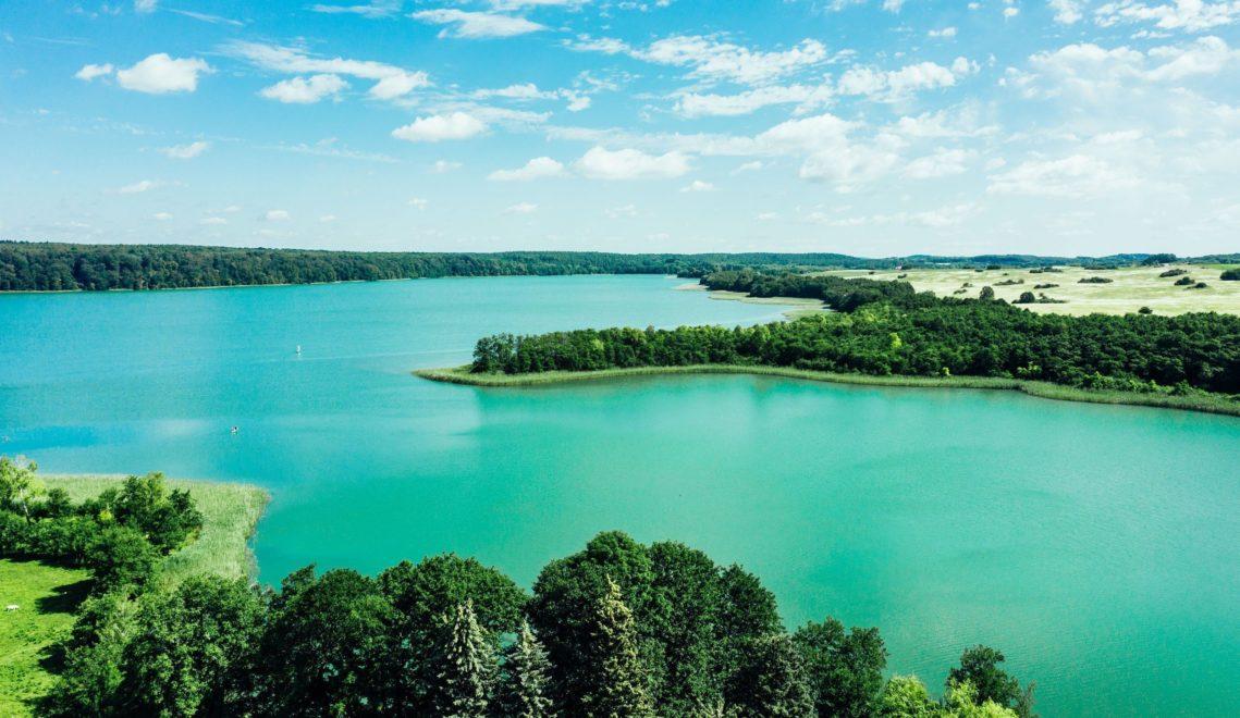 Die Feldberger Seenlandschaft ist eines der drei Biosphärenreservate in Mecklenburg-Vorpommern © TMV/Gänsicke