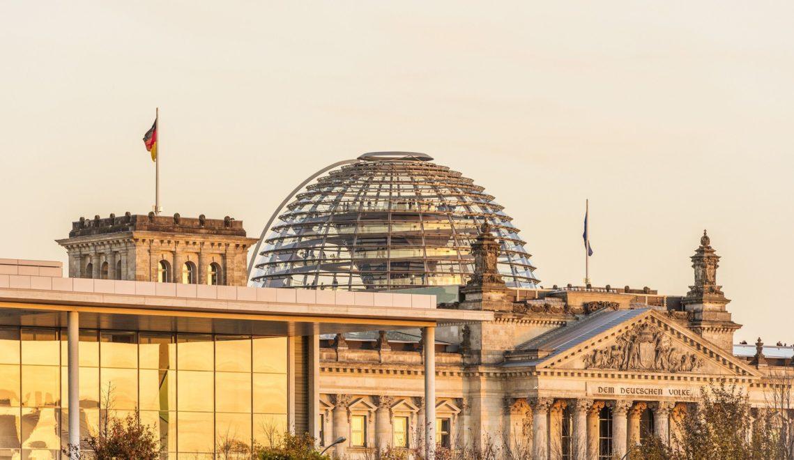Regierungsviertel Berlin-Mitte © visitBerlin, Foto: Dagmar Schwelle