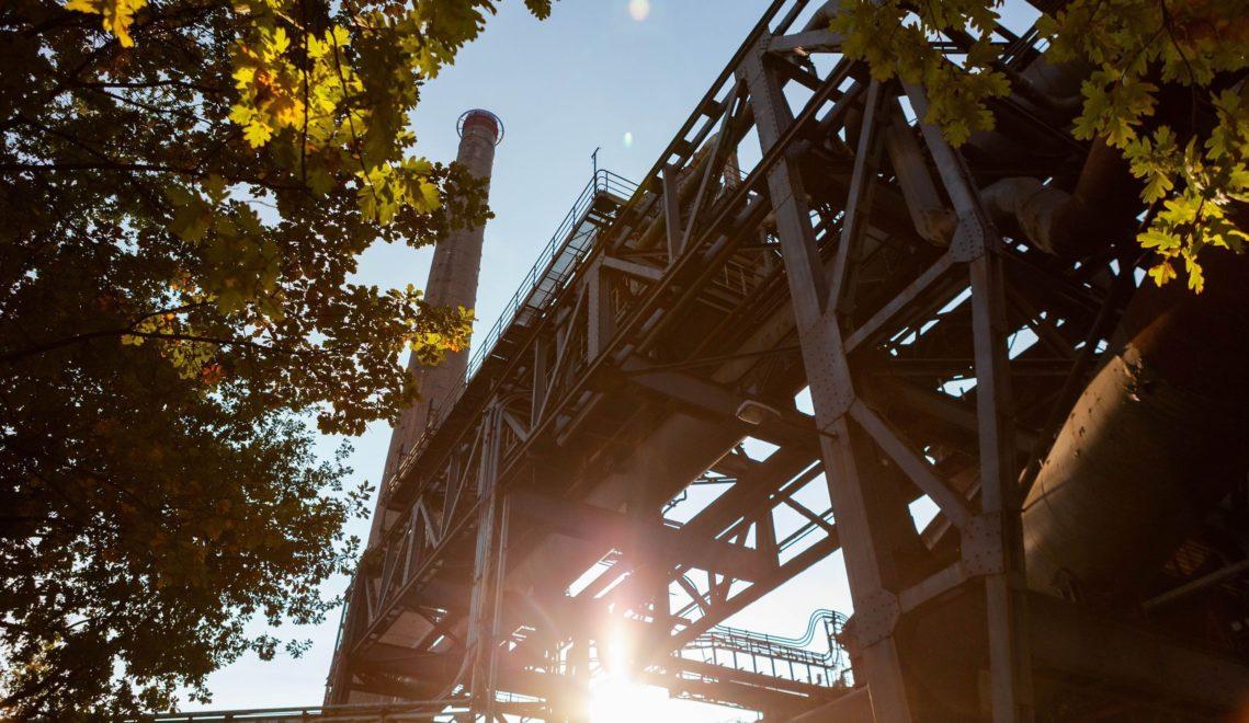 Industriedenkmal in Duisburg