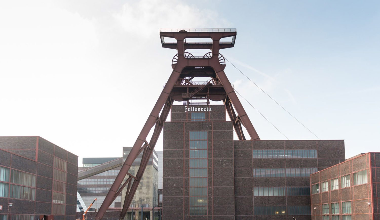 Einst ertragreichste Steinkohlegrube der Welt, heute imposantes Industriedenkmal: Die Zeche Zollverein in Essen © Tourismus-NRW-e.V./Dominik Ketz