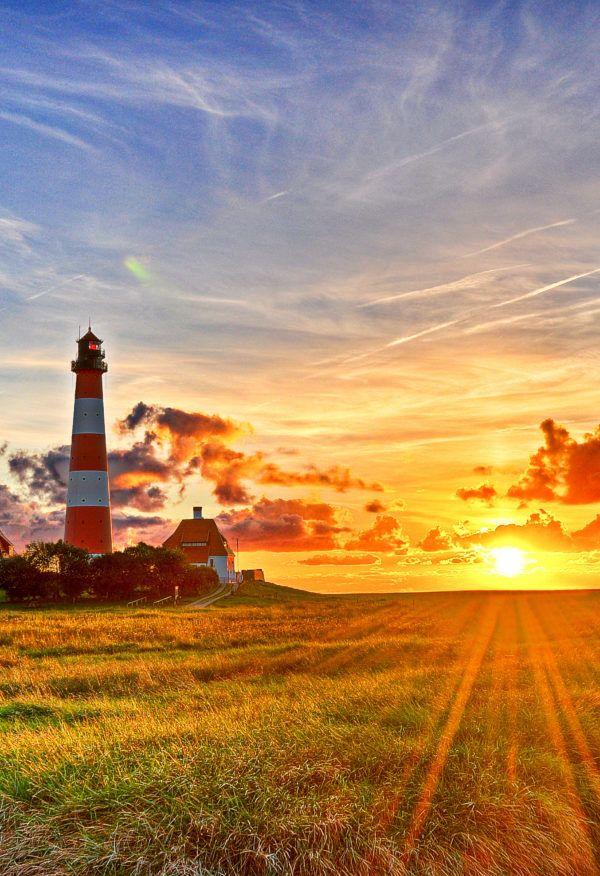 Leuchtturm von Westerhever