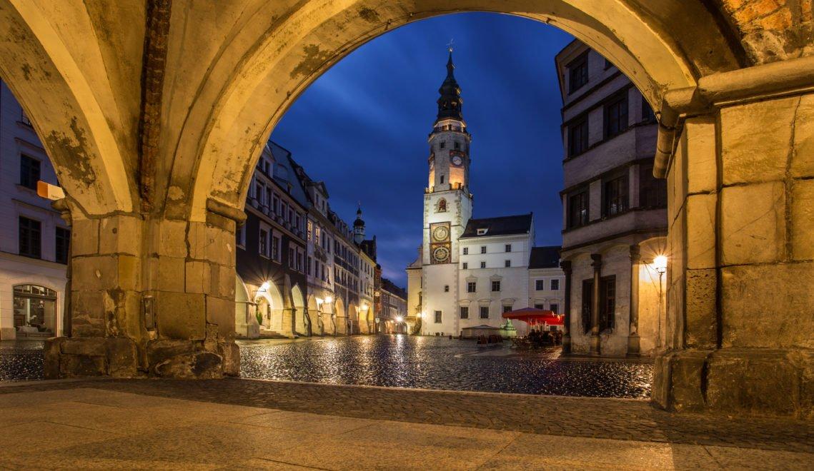 Das Rathaus zählt zu den eindrucksvollsten Gebäuden in Görlitz © Sebastian Rose