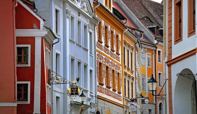 Die Innenstadt von Görlitz gilt als größtes Flächendenkmal Deutschlands © Alexander Roemisch