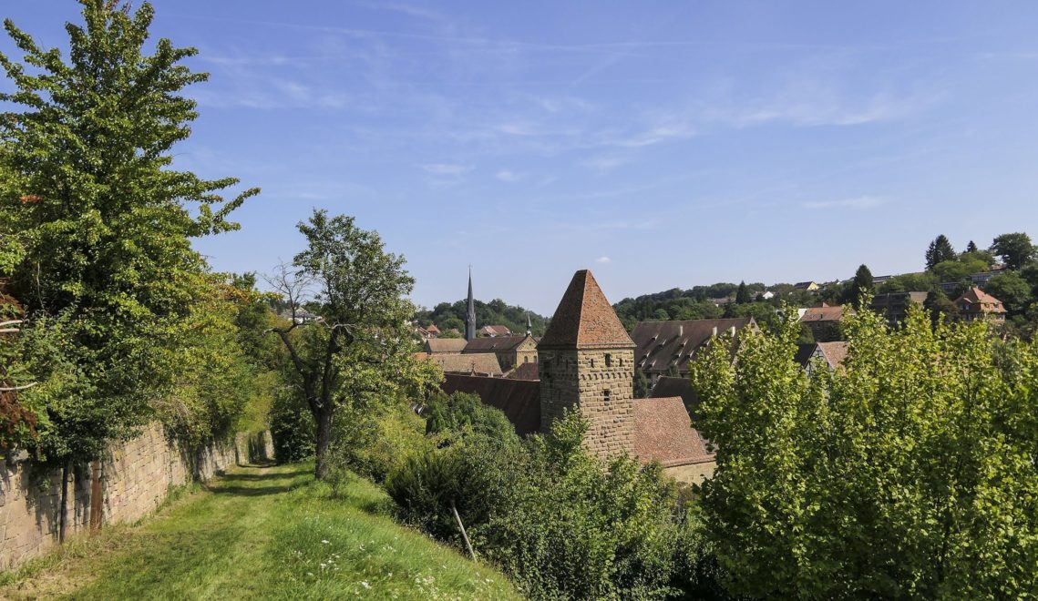Weltweit ein Einzelfall: Die 900 Jahre alte Klosteranlage ist nahezu vollständig erhalten © cmr – Joachim Negwer