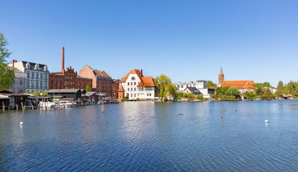 Die Havel umfließt Brandenburgs Stadtkerne © TMB-Fotoarchiv/Steffen Lehmann