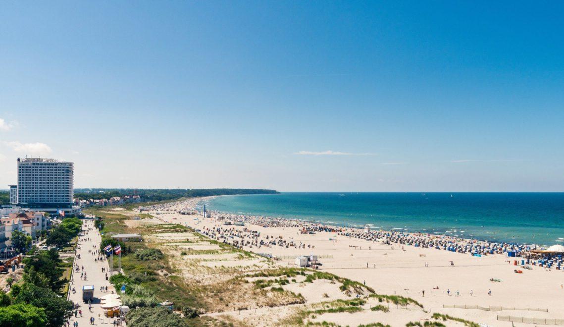 Im Sommer beliebt: die Strände an der Ostsee © TMV