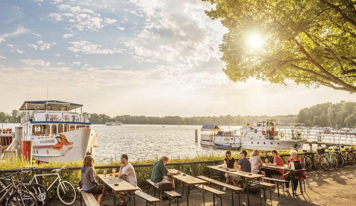 Tegeler See © visitBerlin, Foto: Dagmar Schwelle