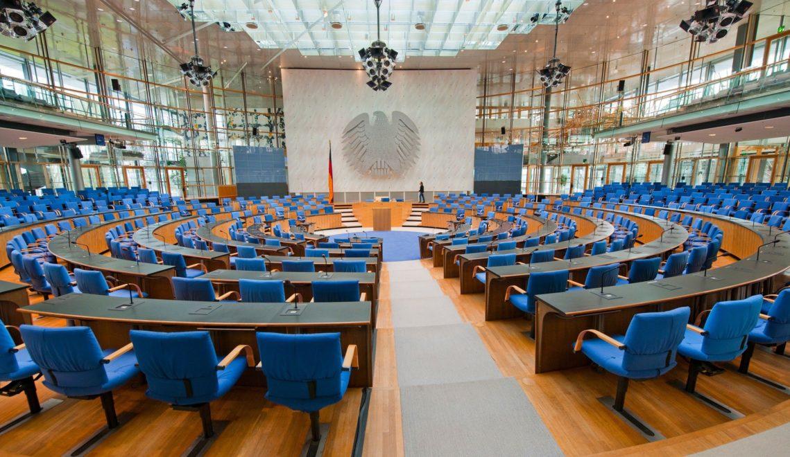 Das World Conference Center Bonn mit dem neuen Plenarsaal © Oliver Franke, Tourismus NRW e.V.