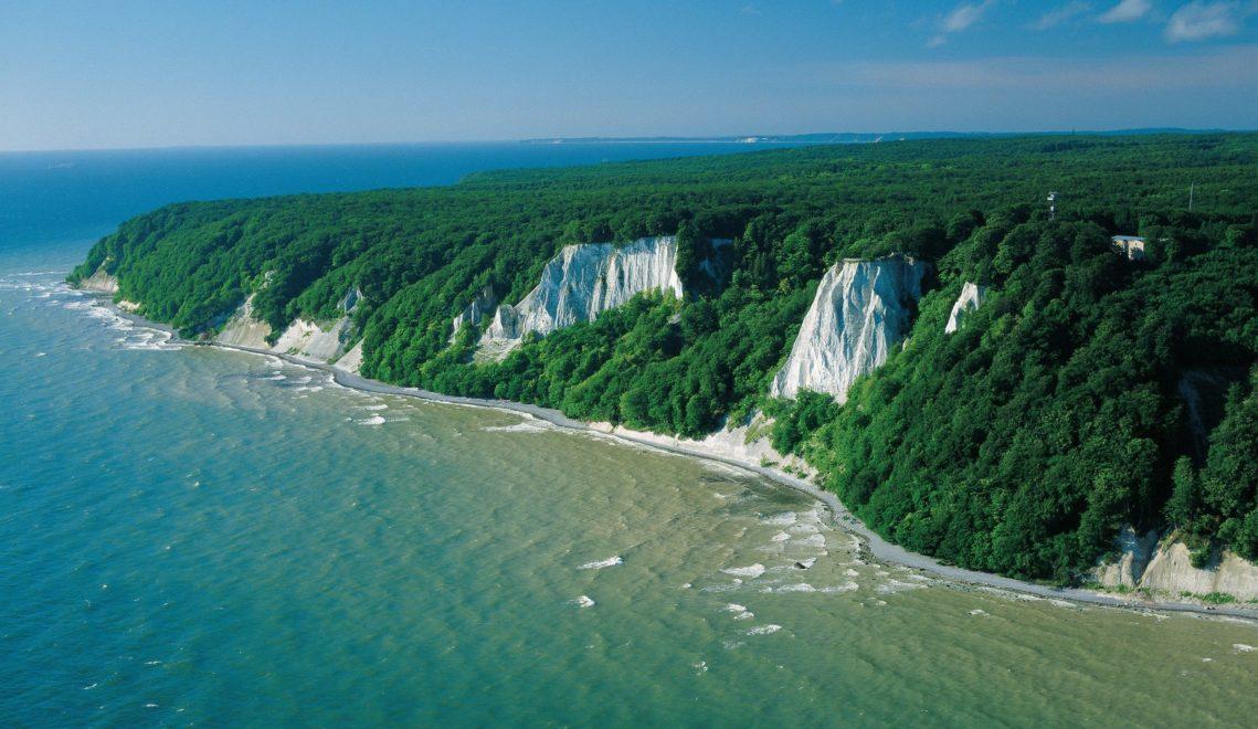 Vor mehr als 60 Millionen Jahren entstanden die Kreidefelsen an Rügens Küste
