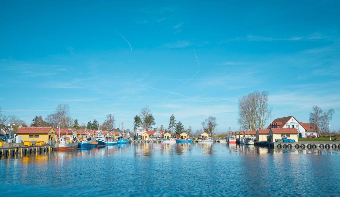 Im 12. Jahrhundert tauchte der Fischerort in Vorpommern erstmals in Dokumenten auf ©TMV/pocha.de