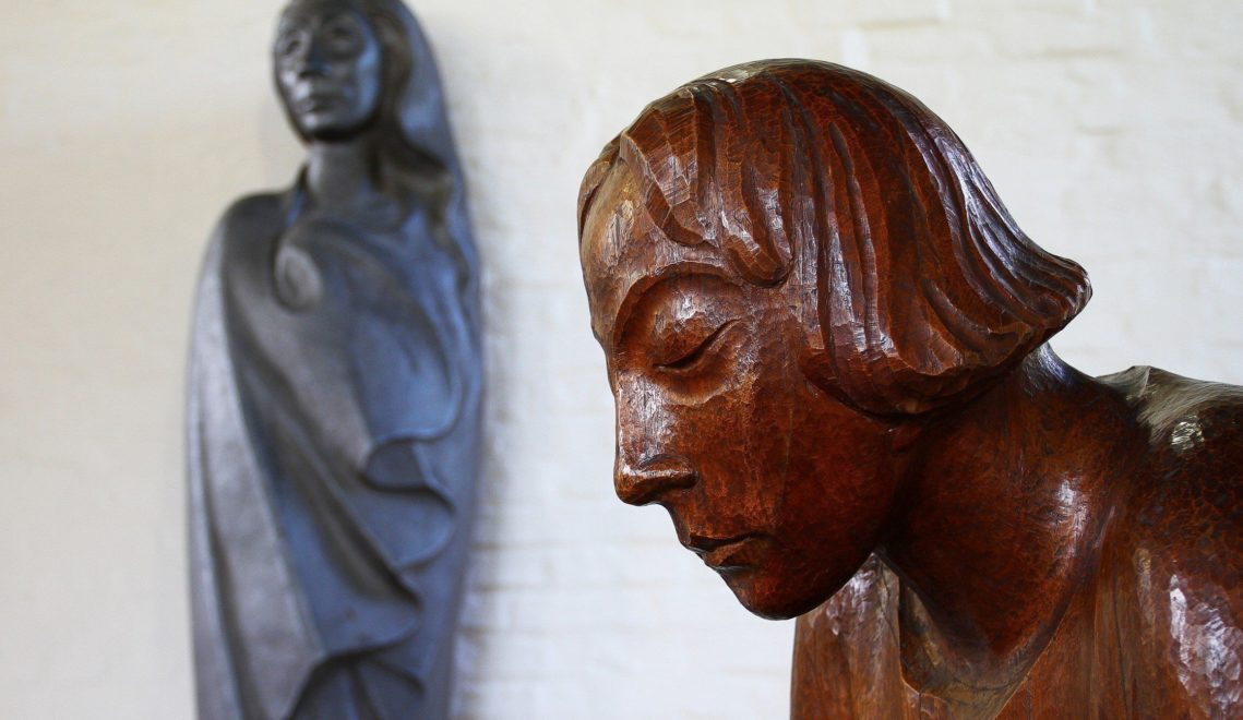 Barlach-Skulptur © Ernst Barlach Stiftung
