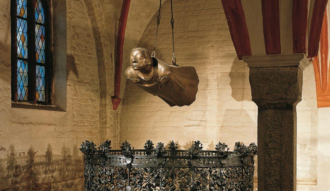 Der Schwebende von Ernst Barlach © Uwe Seemann