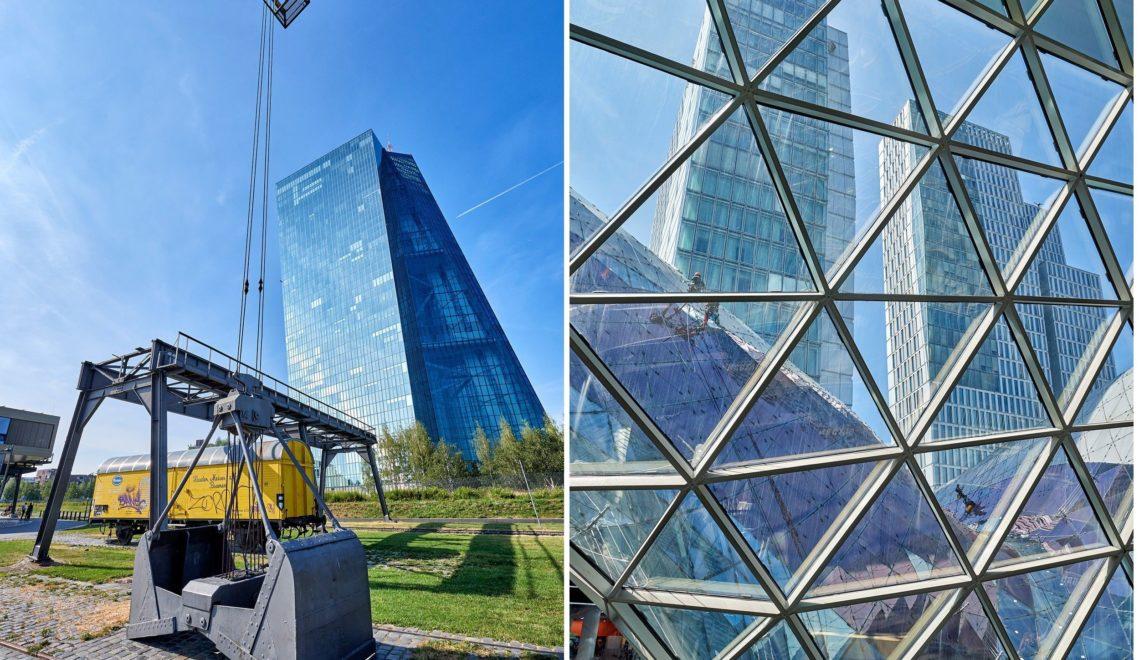 Moderne Architektur prägt weite Teile der Silhouette der Mainmetropole © floriantrykowski.com
