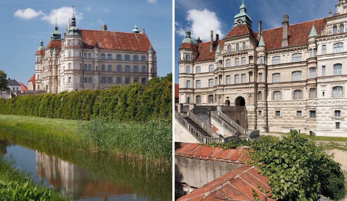 Renaissance-Schloss Güstrow © Michael Setzpfandt/Schloss Güstrow