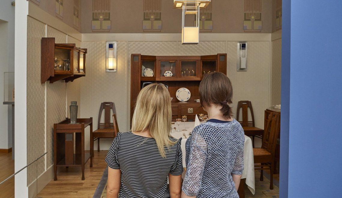Seit mehr als 100 Jahren besteht die Künstlerkolonie auf der Mathildenhöhe © floriantrykowski.com