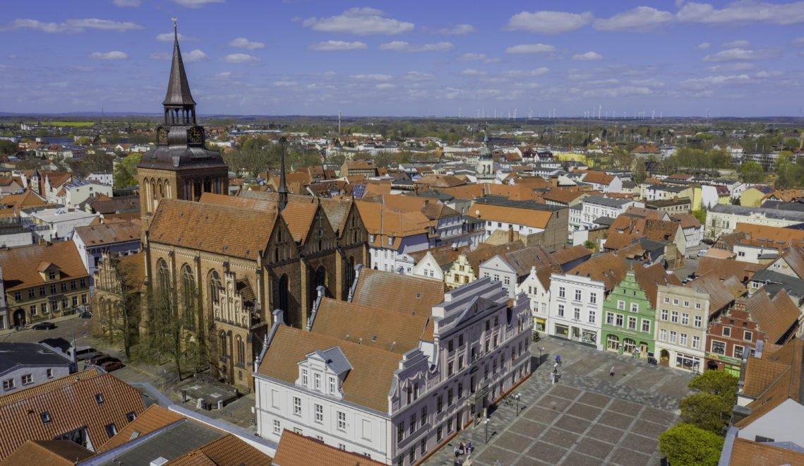 Marktplatz von oben © Taslair