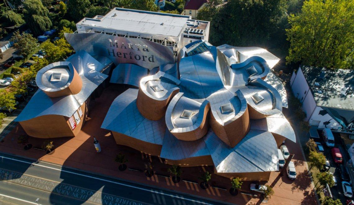 Das Marta-Museum in Herford zählt zu den wichtigsten Museen zeitgenössischer Kunst ©Tourismus NRW e.V.