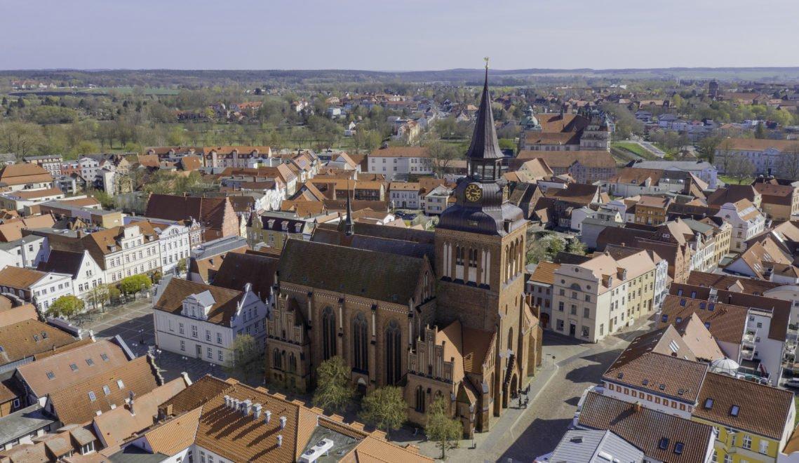 Pfarrkirche St. Marien © Taslair