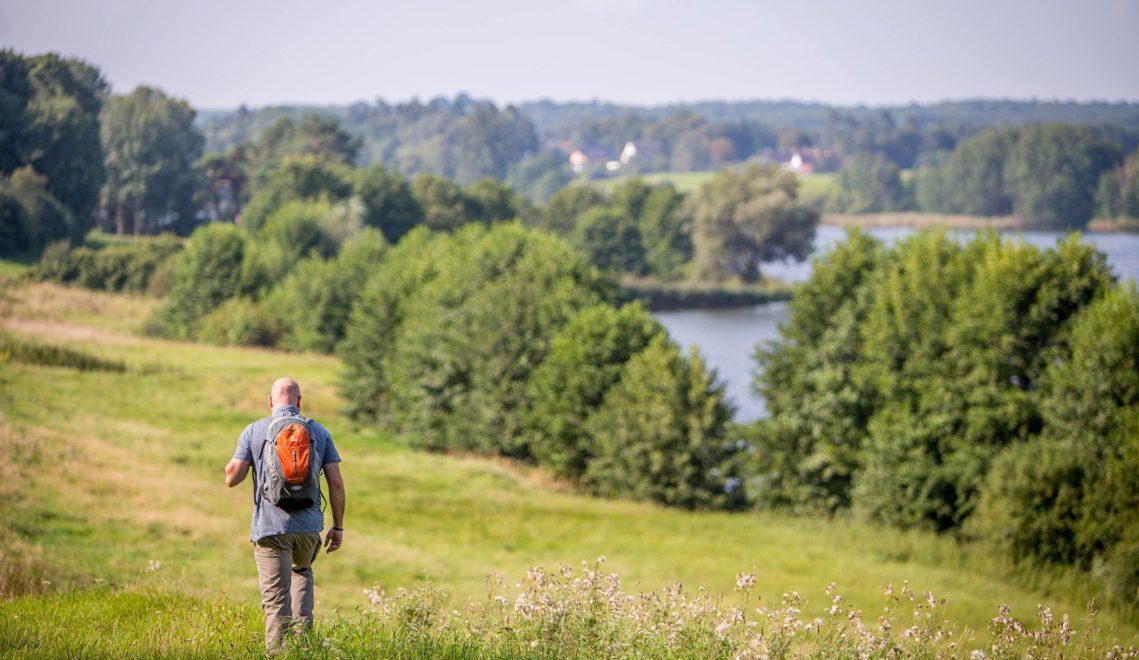 Auf dem Weg kommt ihr an großen und kleinen Seen vorbei ©susanne-kraus.de