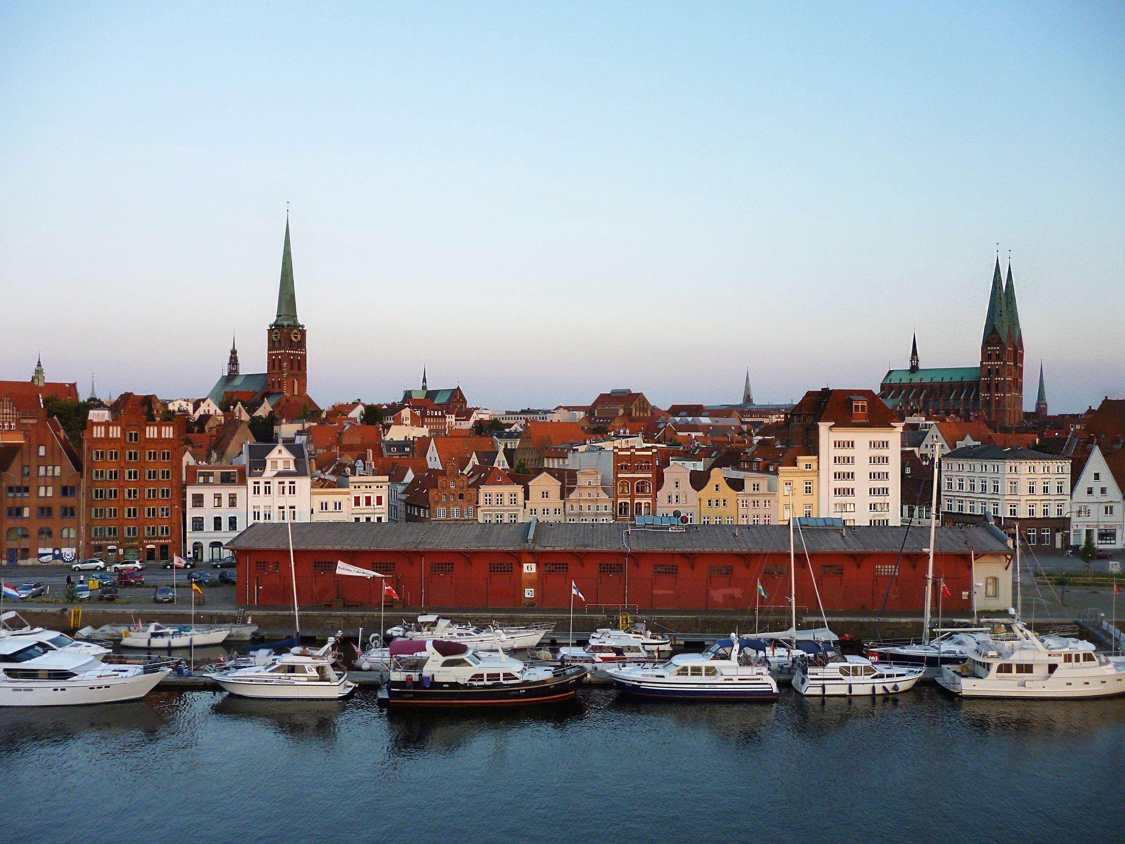 Lübeck Nach Hamburg