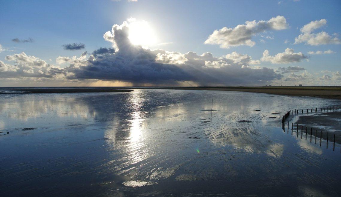 Zum Genießen: die Weite und das Meer © TA.SH