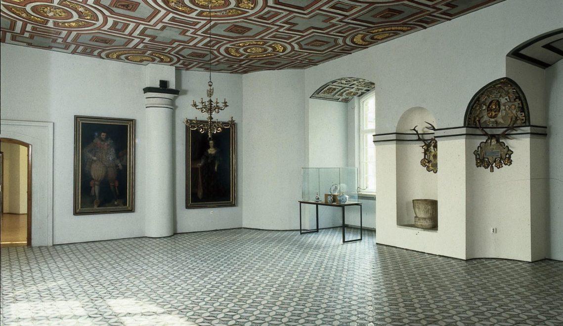 Schloss Güstrow_Parrsaal © Elke Walford
