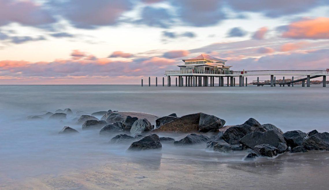 Auch ein Hauch von Noblesse gehört zum Timmendorfer Strand in der Lübecker Bucht © TSNT
