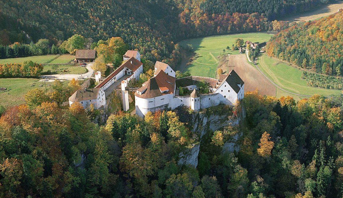 Das Donautal rund um Burg Wildenstein ist ein perfektes Revier für Outdoor-Sport – ob Wandern, Mountainbiken oder Klettern