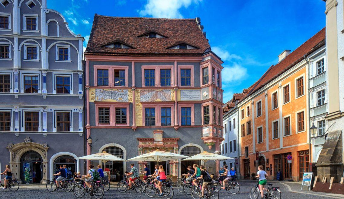 In Görlitz gibt es neben der Neiße über 4.000 Baudenkmäler zu bewundern © Rainer Weisflog