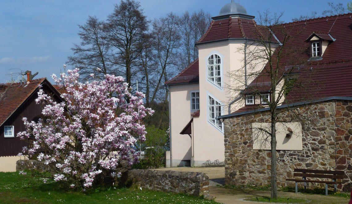 Von 1944 an lebte Käthe Kollwitz im Moritzburger Rüdenhof © Stiftung Käthe-Kollwitz-Haus