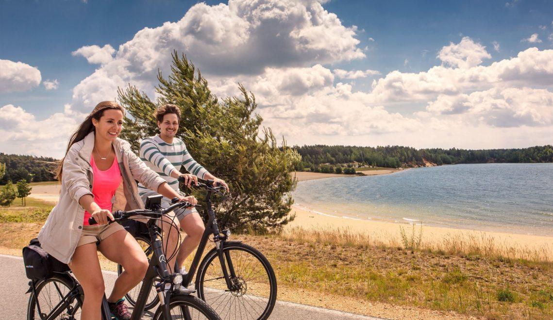 Mit seinen 13 Quadratkilometern Fläche ist der Bärwakder See im Lausitzer Seeland der größte einer Art in Sachsen © Katja Fouad Vollmer