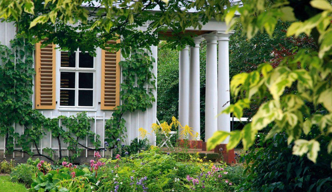 4300 Quadratmeter misst der Göschengarten © René Pech