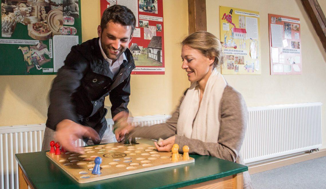 In der Kinderspielwelt Stockhausen haben auch die Eltern viel Spaß © Katja Fouad Vollmer