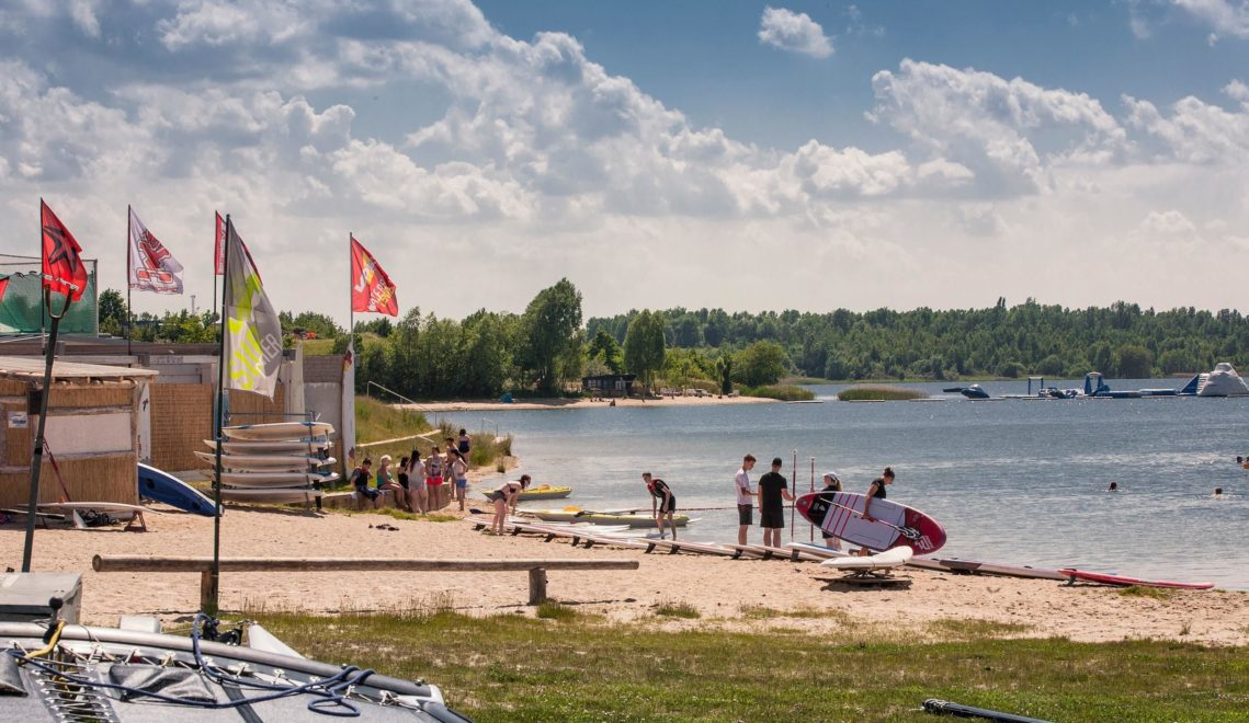 Wassersportler*innen kommen bei dieser Route voll auf ihre Kosten © Katja Fouad Vollmer