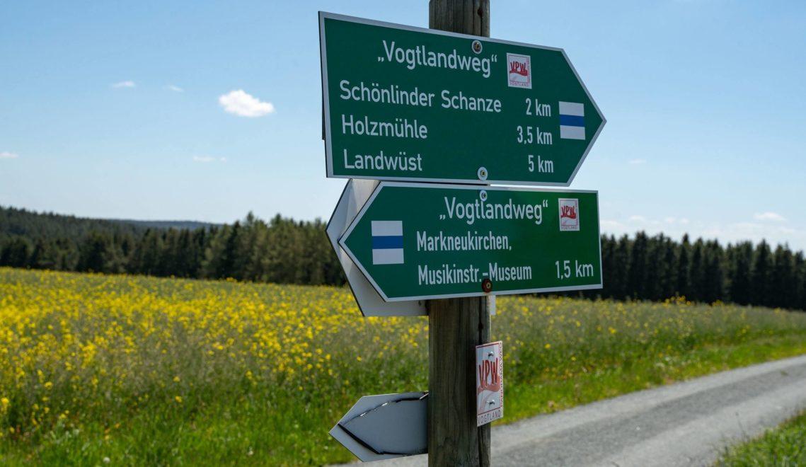 Zurecht hat der Panorama Weg eine Qualitätsauszeichnung erhalten © Thorsten Günthert
