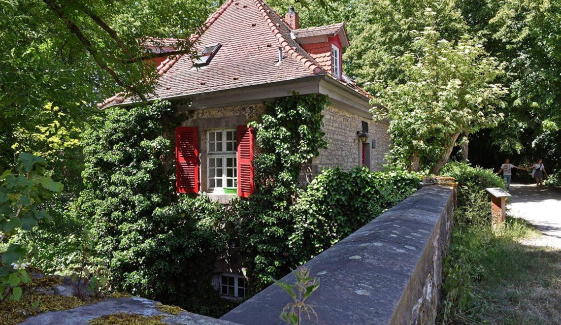 Im Bismarckhäuschen auf dem Wall wohnte einst Otto von Bismarck während seiner Studienzeit in Göttingen © Christoph Mischke