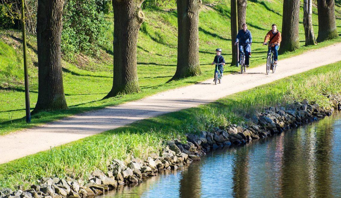 Fahrradtour am Dortmund-Ems-Kanal