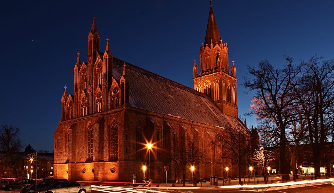 Konzertkirche St. Marien in Neubrandenburg