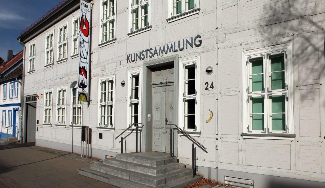 Die Kunstsammlung in Neubrandenburg