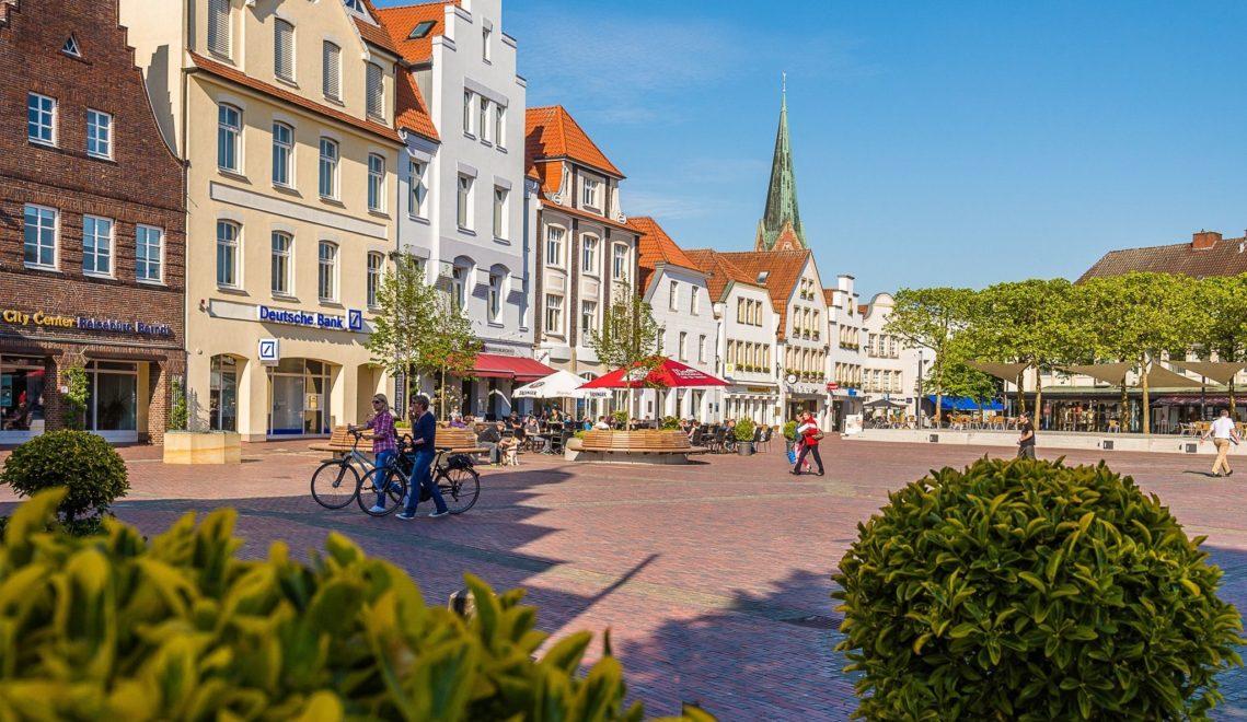 Lingener Marktplatz