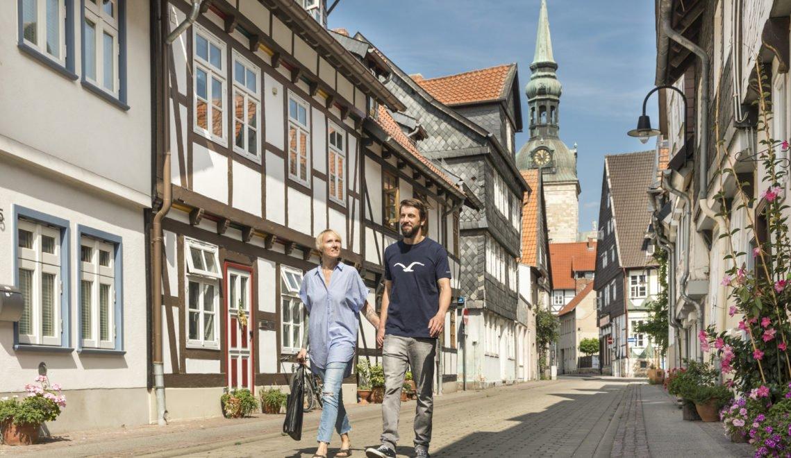 Spaziergang durch Wolfenbüttel