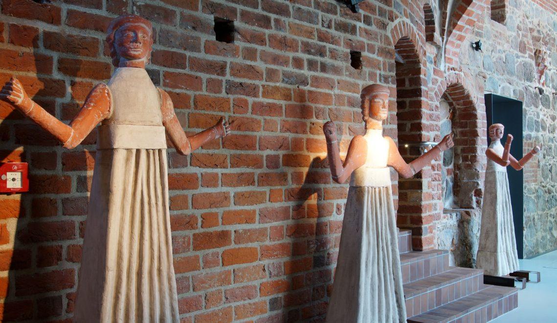 Das Regionalmuseum in Neubrandenburg