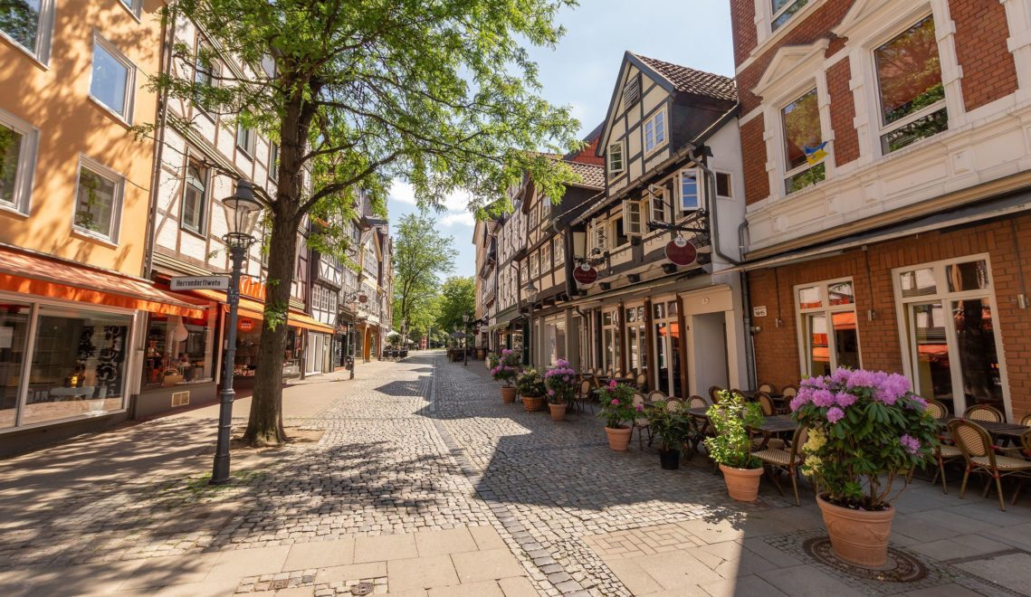 Zum perfekten Wochenende gehört auch ein Altstadtbummel © Braunschweig Stadtmarketing
