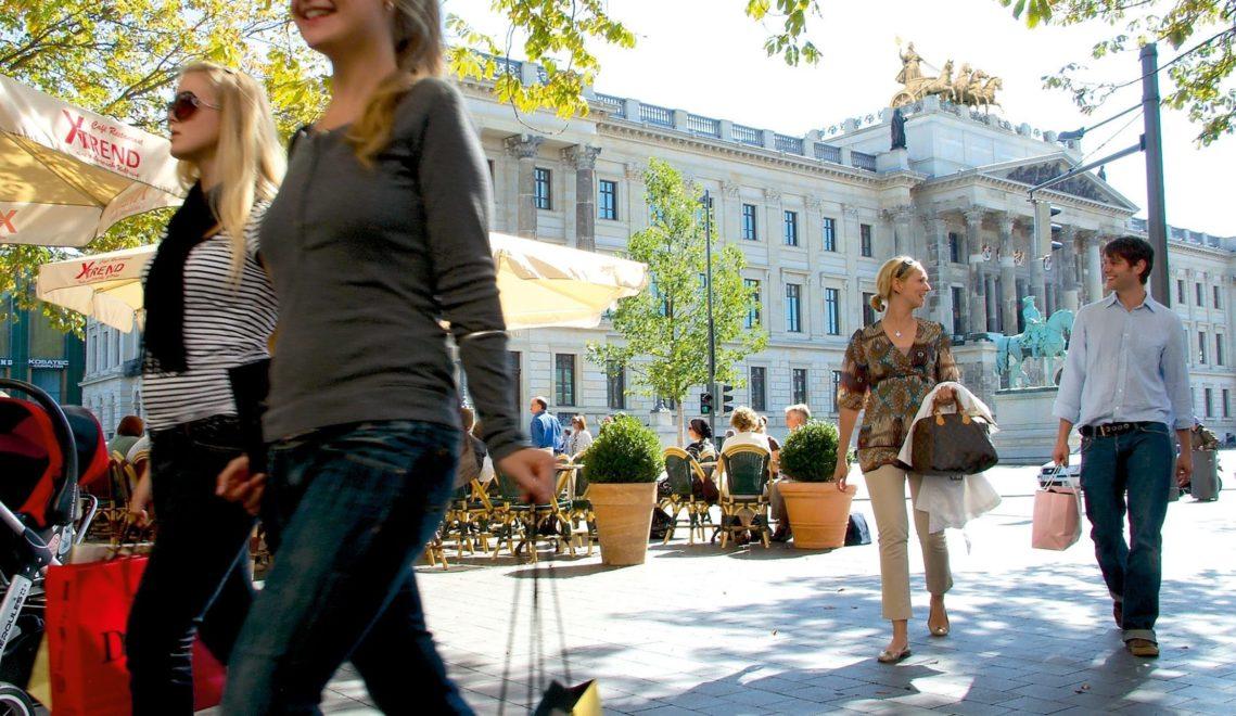 Am Samstag geht's auf Shoppingtour durch Braunschweig © Braunschweig Stadtmarketing