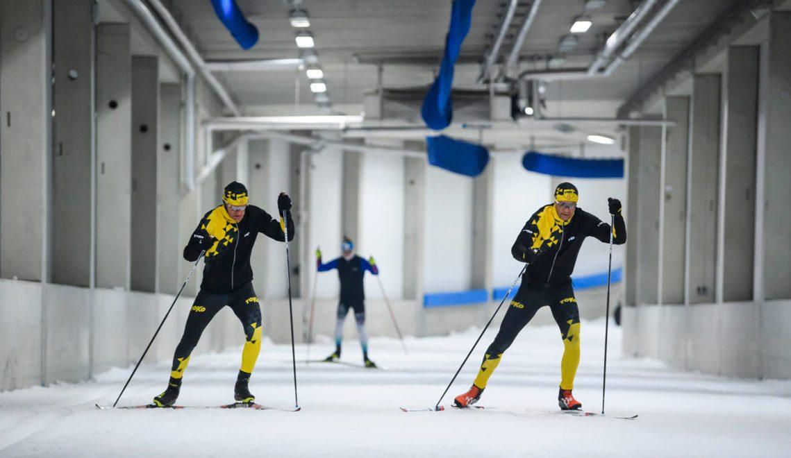 Hier herrschen ideale Bedingungen für Wintersport © Kevin Voigt