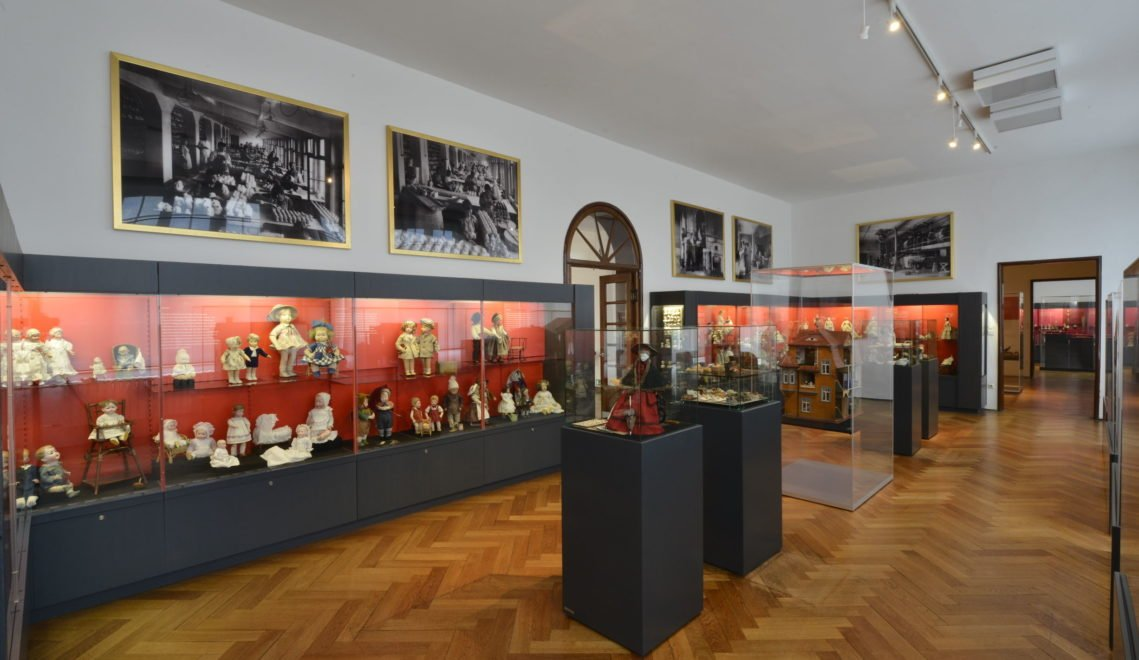 Das Deutsche Spielzeugmuseum in Sonneberg
