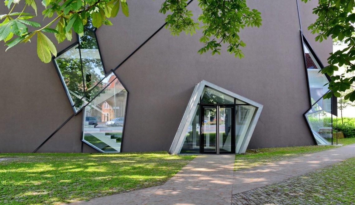 Star-Architekt Daniel Libeskind hat das Felix-Nussbaum-Haus designt © Dieter Schinner