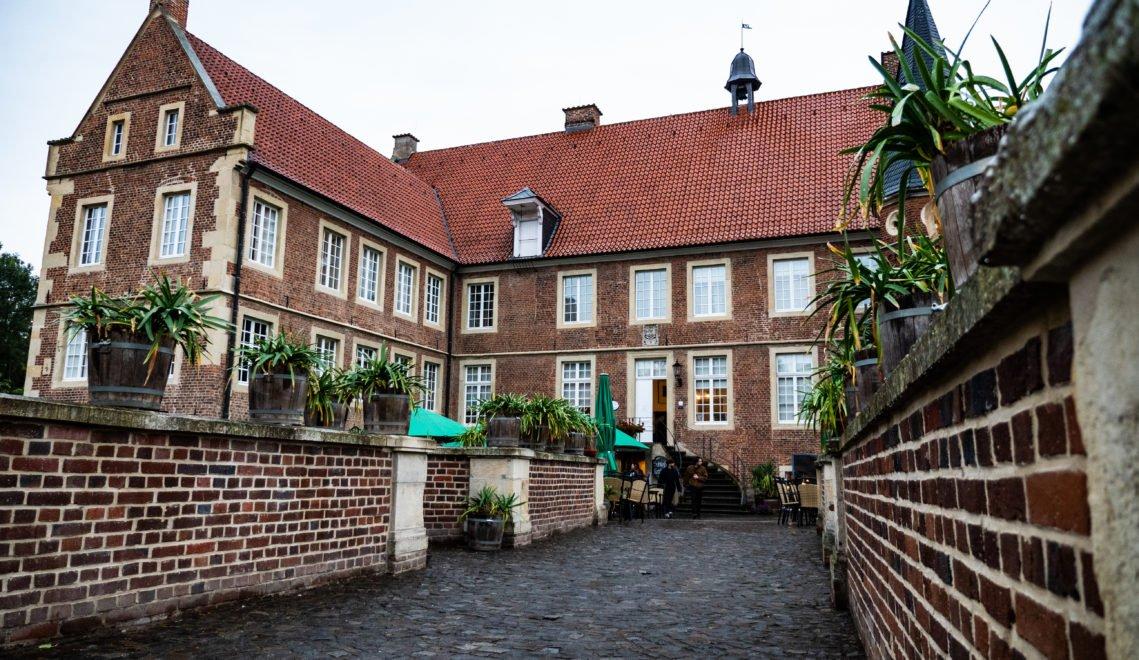 Havixbeck Burg Hülshoff © Tourismus NRW e.V.