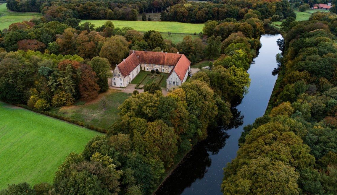 Kloster Bentlage in Rheine © Tourismus NRW e.V.